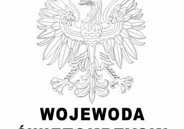 Informacja od Wojewody świętokrzyskiego