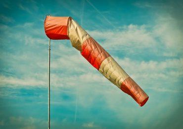 Ostrzeżenie meteorologiczne Nr 14 - silny wiatr