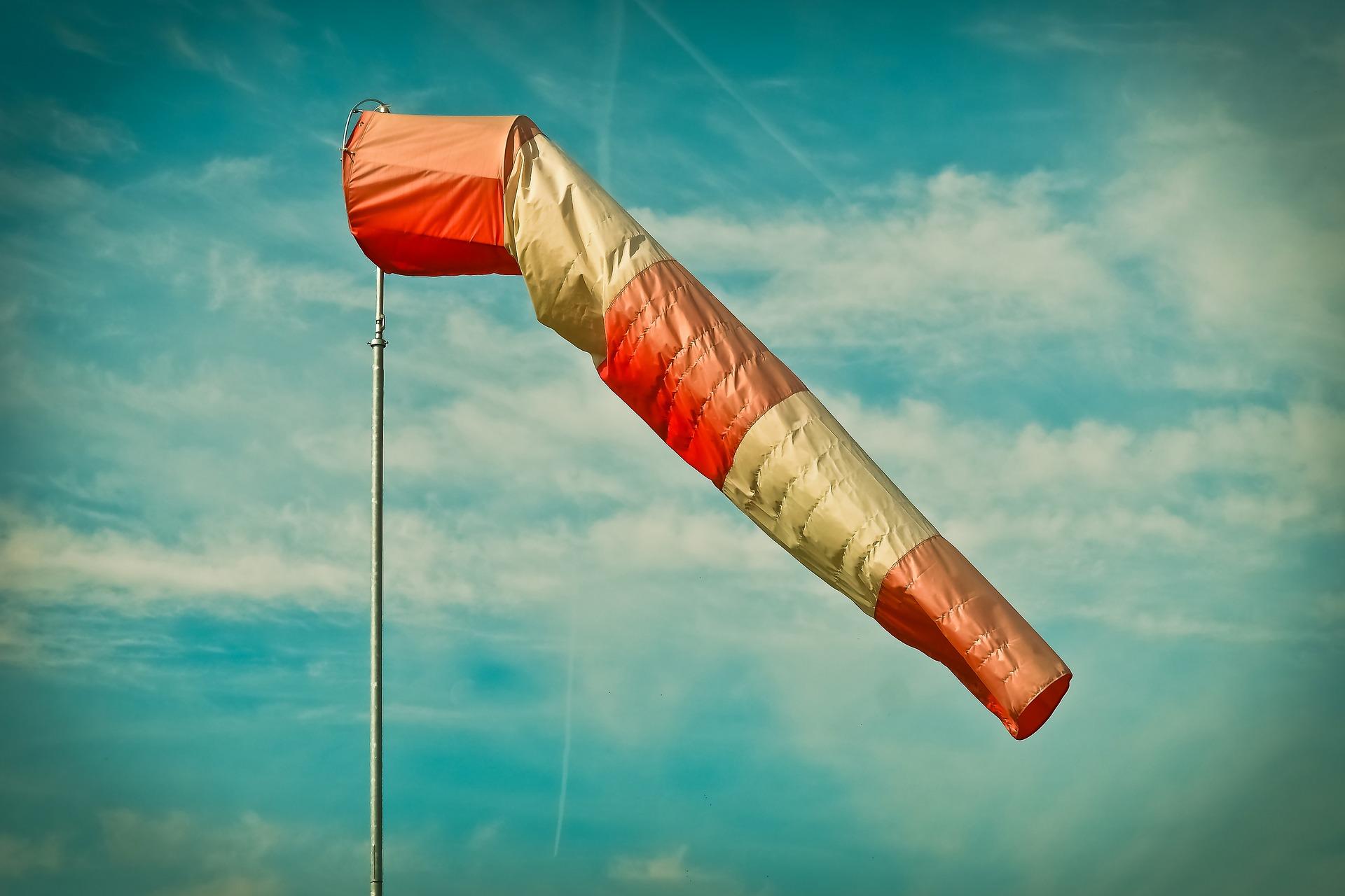 Ostrzeżenie meteorologiczne Nr 89 – Silny wiatr