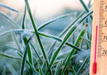 Ostrzeżenie meteorologiczne Nr 36, 37 - opady śniegu, przymrozki
