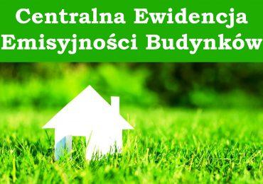 Rusza Centralna Ewidencja Emisyjności Budynków (CEEB)