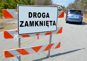 Remont mostu w Pawłowicach