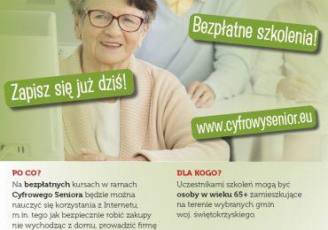 """""""Cyfrowy Senior"""""""