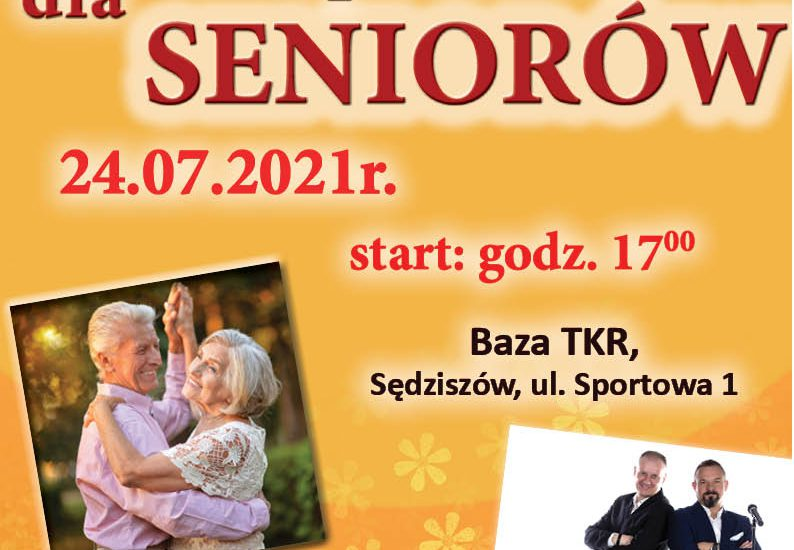Spotkanie dla seniorów