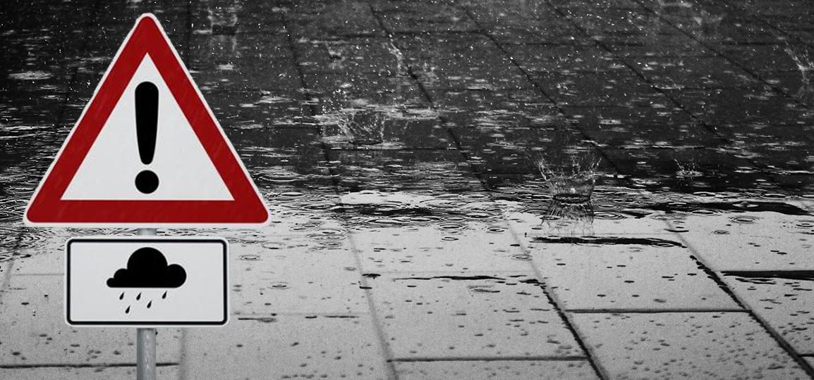 Ostrzeżenie meteorologiczne Nr 85 - Intensywne opady deszczu